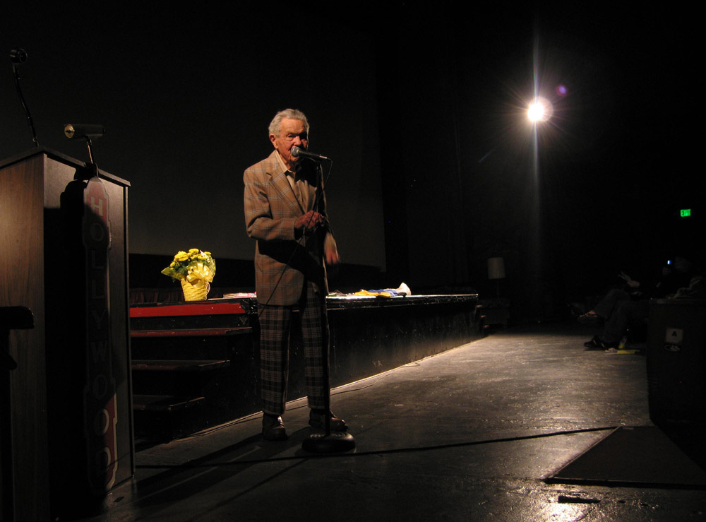 George Andrus at the 2007 PDX Film Festival