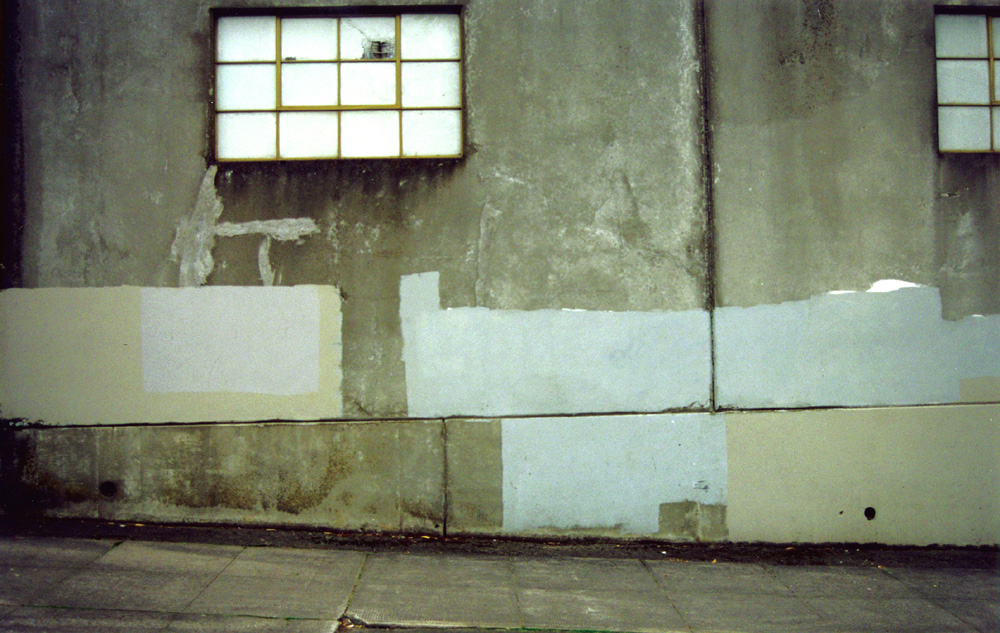 still from The Subconscious Art of Graffiti Removal by Matt McCormick