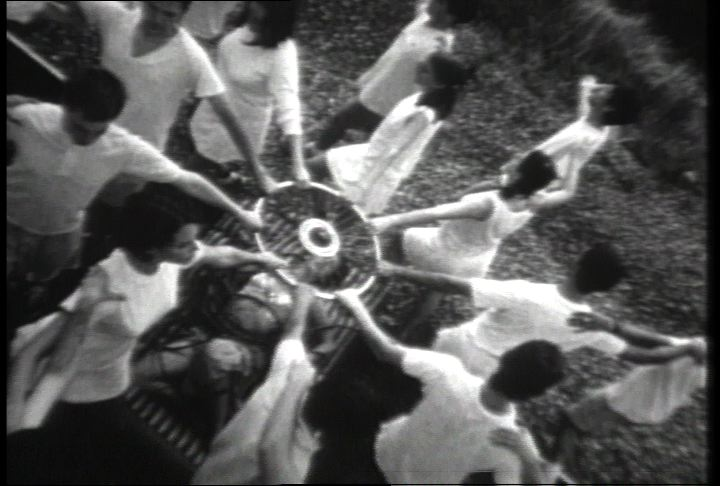 still from Le Danse d'Individuelle by the Olympia Film Ranch